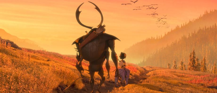 Storytelling Masterclass with John Aoshima (Credits: Kubo and the Two Strings, Gravity Falls, American Dad)