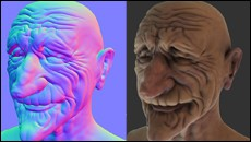 07.12.13 | Texturing for Current and Next Gen Games – Normal Mapping