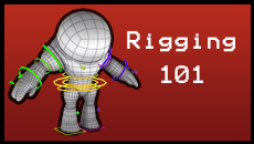 24.02.14 | Rigging 101 – Digital Puppet Creation (Evening Course – 4 Nights)