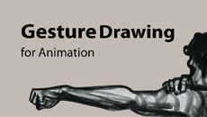 23.02.15 | Gesture Drawing for Animation (5 Monday Evenings)