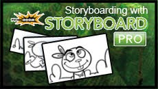 25.02.15 | Storyboarding with Storyboard Pro (5 Wednesday Evenings)