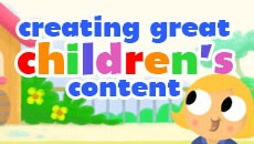 14.04.15 | Creating Great Children's Content (5 Tuesday Evenings)