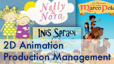 18.04.15 | Production Management for 2D Animation (One Day – Saturday)