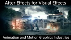 22.09.15 | After Effects for the Visual Effects, Animation and Motion Graphics Industries (5 Tuesday Evenings)