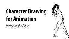 11.11.15 | Character Drawing for Animation (5 Wednesday Evenings)