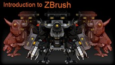 24.09.15 | An Introduction to ZBrush (5 Thursday Evenings)