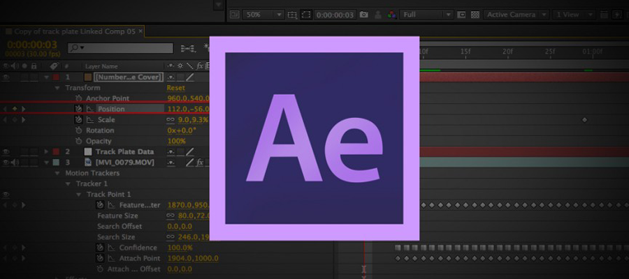 After Effects – Introduction to Techniques and Best Practice for Broadcast Standard Compositing (5 Thursday Evenings)