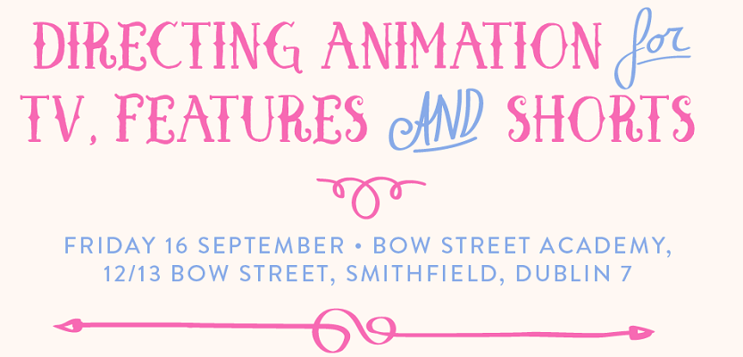 Directing Animation for Features, Shorts and TV – 1 Day Event