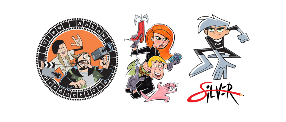Character Design Masterclass with Stephen Silver (Credits: Kim Possible, Danny Phantom, Clerks)