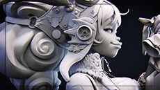 09.11.16   ZBrush Modelling and Sculpting (5 Wednesday Evenings)
