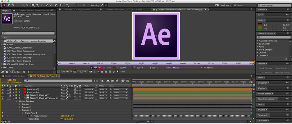 An Introduction to After Effects (5 Thursday Evenings)