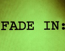17.09.18   Storytelling and Screenwriting with John Dawson (5 Monday evenings)