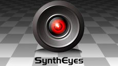 25.09.17   Introduction to Camera and Object Tracking in Syntheyes (5 Monday Evenings)