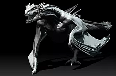 29.03.18 | Half Day Creature Concept Sculpting 101 in Dublin with Dan Katcher (Creature Designer on Game of Thrones)