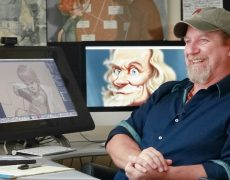 25.04.19 | Aaron Blaise: Character Design – 1/2 day Workshop