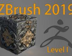 09.09.2019 | Introduction to ZBrush 2019 – Level I (5 Monday evenings)