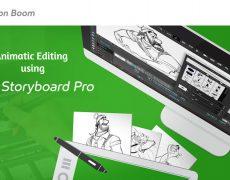 11.11.2019 | Animatic Editing using StoryBoard Pro