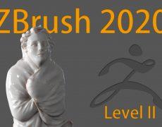 13.02.2020 | ZBrush Level II (5 Thursday evenings)