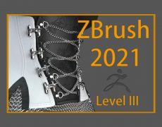21.09.2020 | ZBrush Level III (Remote Course)