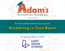 09.11.2020 | Animation Training in Toon Boom Harmony