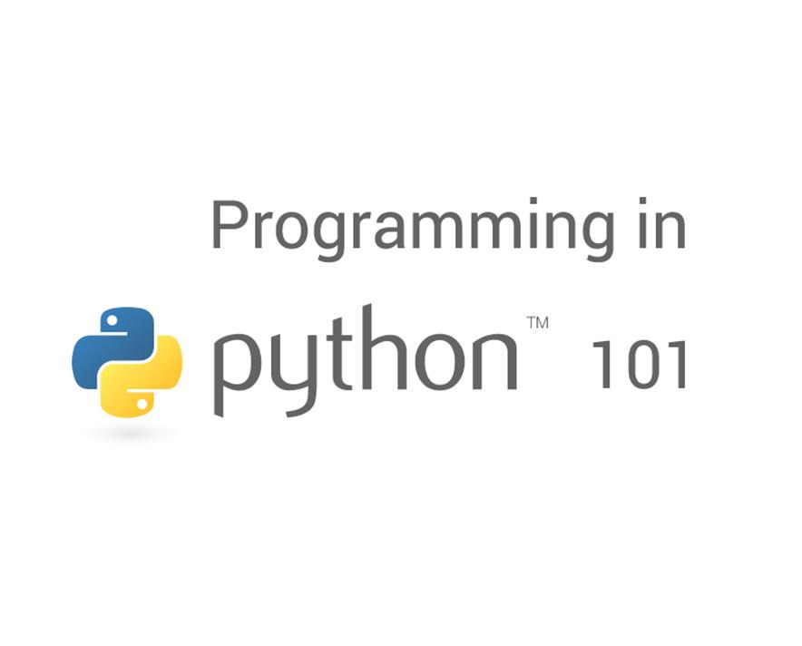02.11.2020 | Programming in Python 101